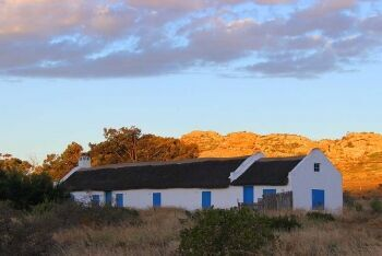 World Heritage site, Verlorenvlei Heritage Village, Elands Bay, cape West Coast, Western Cape