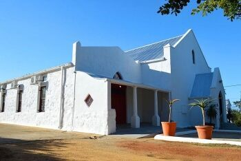 Oude Kerk (old church) Museum, Riebeek Kasteel, Cape West Coast, Western Cape