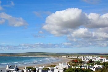 The fisherman\'s village of Paternoster, Cape West Coast, Western Cape