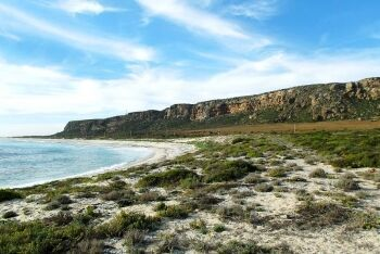 Mussel Point (Mike Taylor\'s Midden), Elands Bay, Cape West Coast, Western Cape
