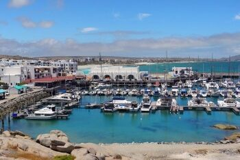 Mykonos, near Langebaan, Cape West Coast, Western Cape