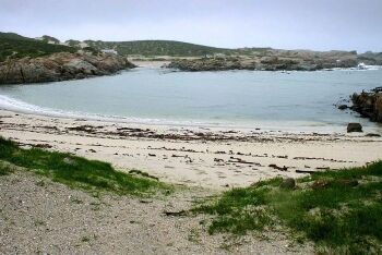 Tietiesbaai (Tieties Bay), near Cape Columbine, SW of Paternoster, Cape West Coast, Western Cape