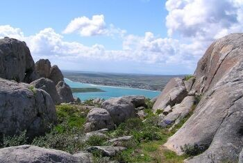 Saldanha Bay at Langebaan, Cape West Coast, Western Cape