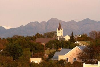 Riebeeck West in the Cape West Coast region, Western Cape